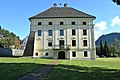 Keutschach Schloss Gemeindeamt West-Ansicht 25092014 010.jpg
