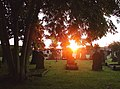 Keyingham Cemetery - geograph.org.uk - 562574.jpg