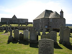 Scottish Redundant Churches Trust - Kildrummy Kirk