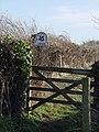 Kingston Lacy Estate Boundary gate - geograph.org.uk - 317489.jpg