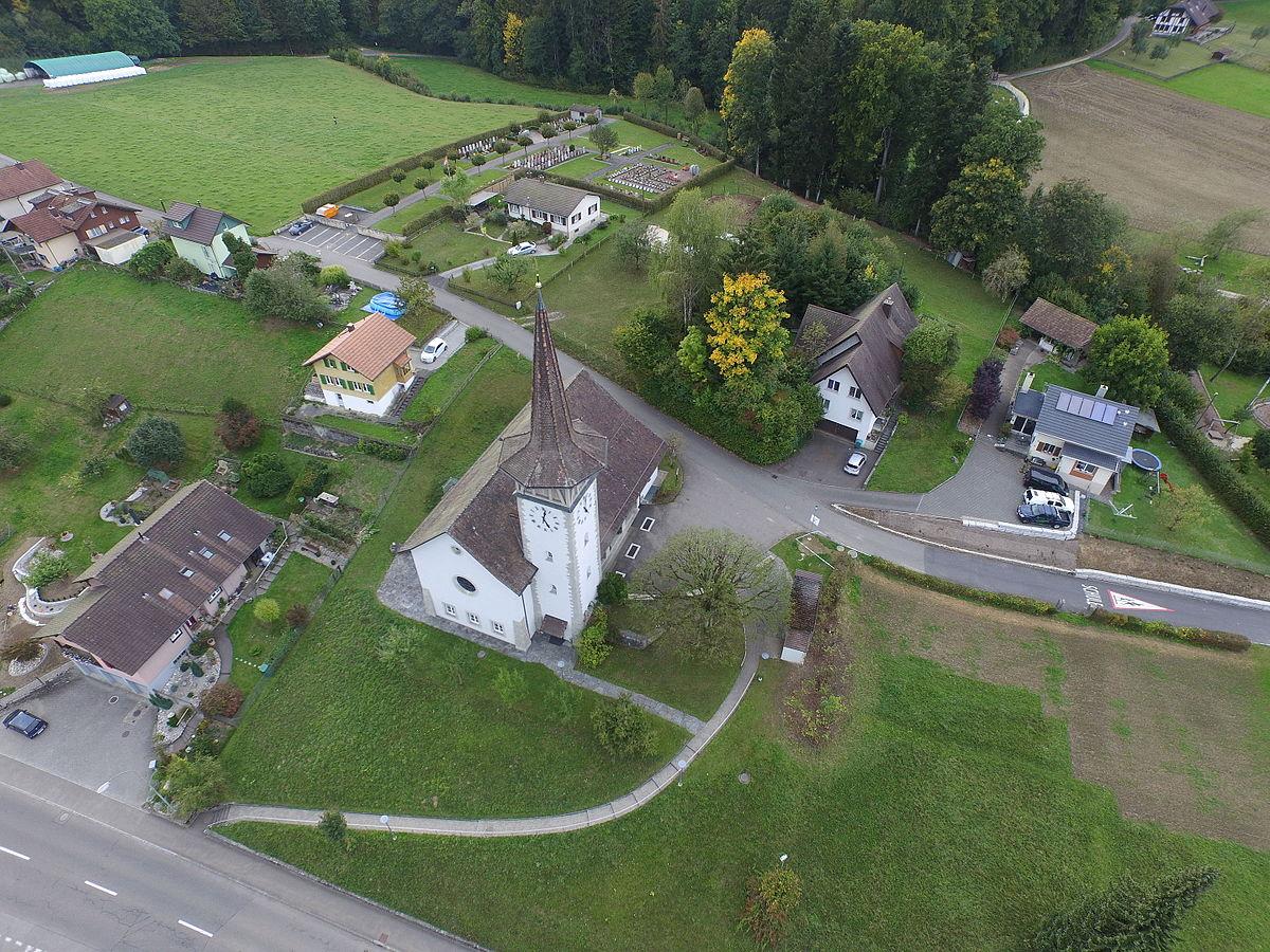 Reformierte Kirche Vordemwald – Wikipedia