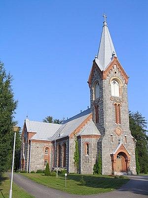 Kitee - Kitee Church