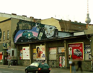 KitKatClub - The club as it appears today (at Brückenstraße)