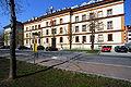 Klagenfurt Voelkermarkter Vorstadt Miesstaler Strasse Huelgerth Kaserne 07042009 11.jpg