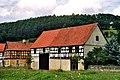 Kleinebersdorf, Fachwerkhöfe.jpg