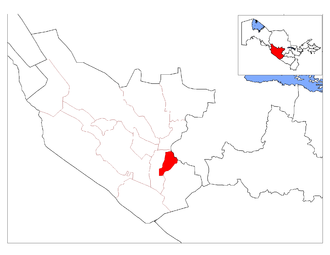 Kogon District location map.png