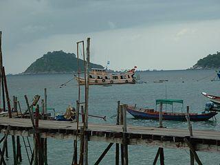 Ázsiai sziget, Koh Tau