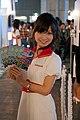 Konami promotional model at Tokyo Game Show 20081011 2.jpg