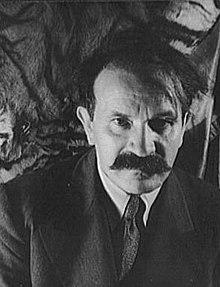 Konrad Bercovici (image courtesy Wikimedia)