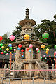 Korea-Gyeongju-Bulguksa-Dabotap with lanterns-01.jpg