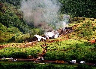 Korean Air Flight 801 aviation accident