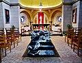 Kortrijk Sint Antoniuskerk Innen Kapelle 2.jpg