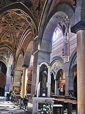 Kraków - kościół klasztorny jezuitów Najświętszego Serca Pana Jezusa,,.jpg