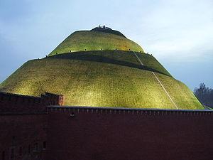 Mound - Kościuszko Mound, Kraków, Poland