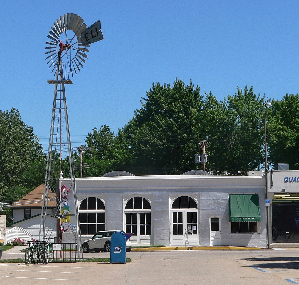 Image result for kregel windmill factory museum