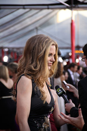 Kristin Bauer at the Screen Actors Guild Award...