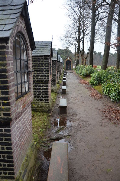 Kruisweg De Veertien Kapellekens - Overzicht