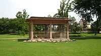 Kumrahar - Supposed site of the Palace of Asoka..JPG