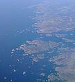 Kungälv Municipality from the air.jpg