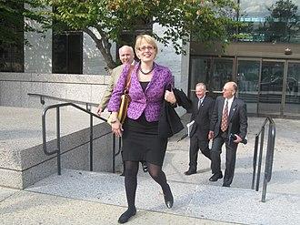 Kyrsten Sinema - Sinema in 2009