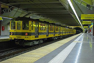 Orenstein & Koppel - Siemens-Schuckert Orenstein & Koppel underground trains built for the Buenos Aires Underground from 1934-1944.