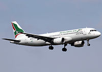 LZ-FBD - A320 - Bulgaria Air