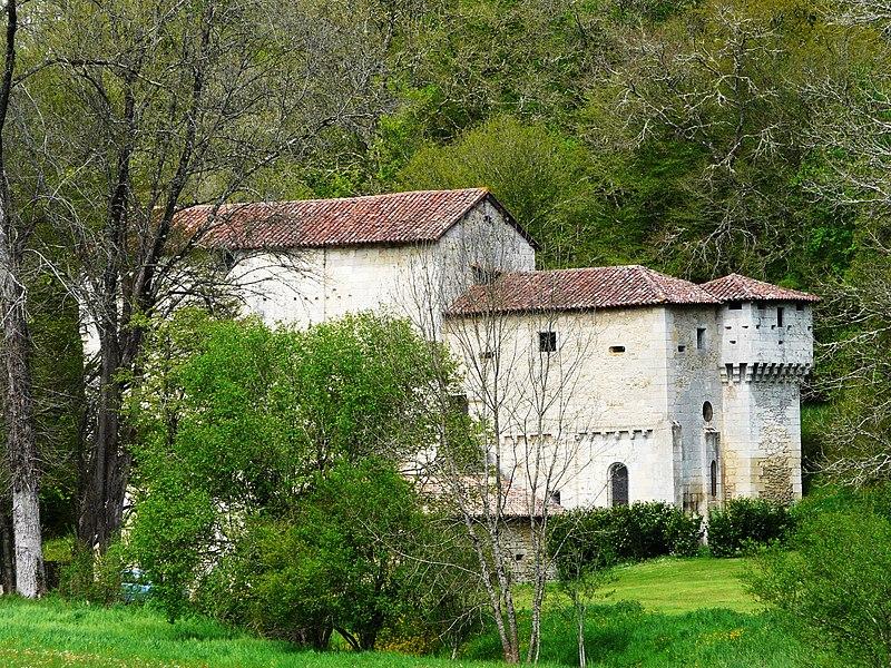 Fichier:La Chapelle-Gonaguet Merlande 1.JPG