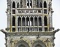 La Guerche-de-Bretagne (35) Basilique Façade occidentale 07.jpg