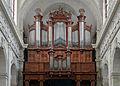 La Rochelle - Cathedrale St Louis org 01.jpg