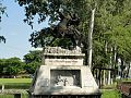 Lachit Borphukon's Statue near Church field, Tezpur.jpg