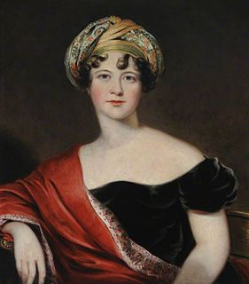 Harriet Leveson-Gower, Countess Granville British noble