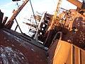 Laevavrakk Osmussaare idarannikul 3.jpg