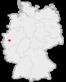 Lage der Stadt Erkrath in Deutschland.png