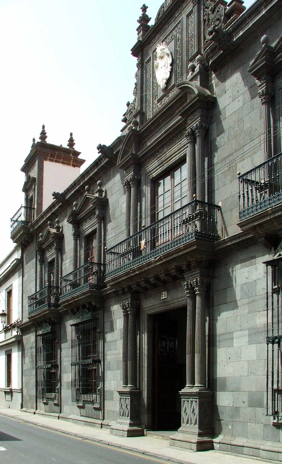 Casa Salazar (La Laguna) - Wikipedia, la enciclopedia libre