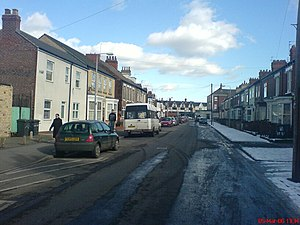 "Newland, Kingston upon Hull - Lambert Street, ""St John's Wood"", Newland Avenue area, Newland, Hull (2006)"