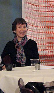 Anu Lamp Estonian actress