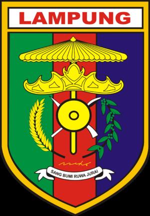 Puteri Indonesia 2008 - Image: Lampung coa