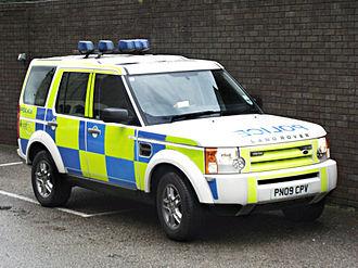 Lancashire Constabulary - Discovey 3