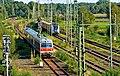 Langwedel Bahnhof Einfahrt Osten 8645.jpg