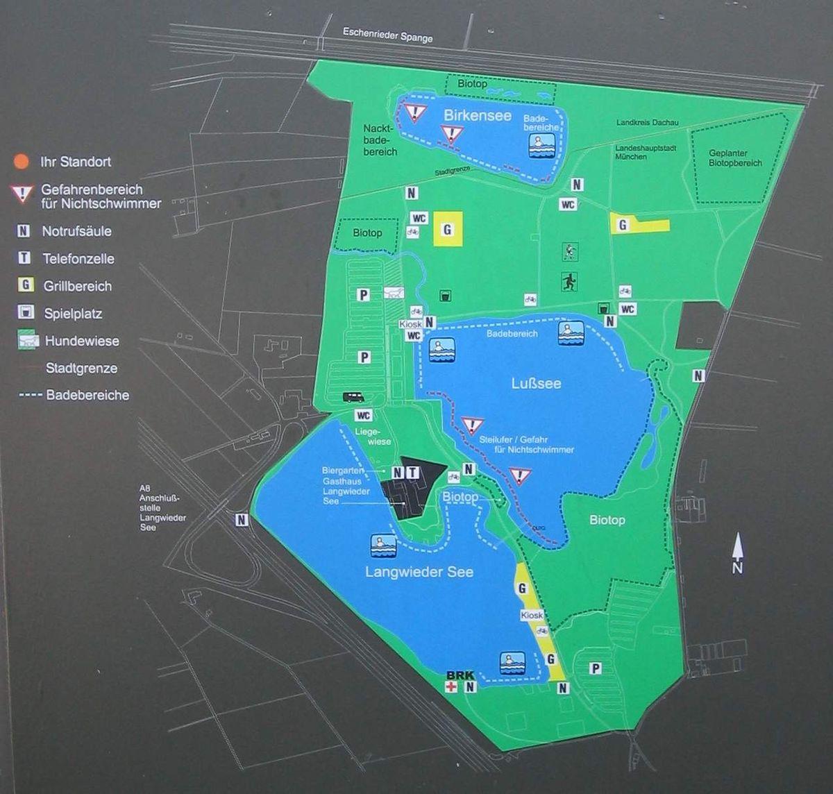 Langwieder Seenplatte - Wikipedia
