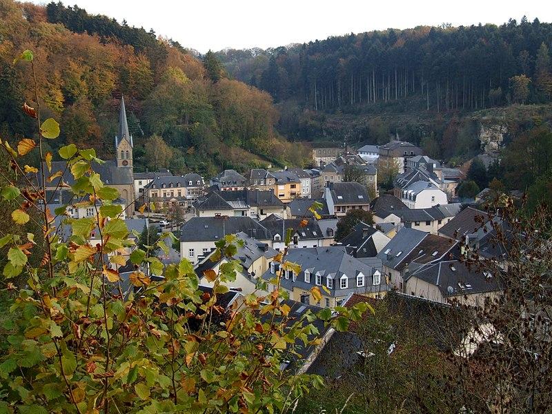 Larochette in luxembourg
