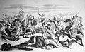 "Las Glorias Nacionales, 1852 ""Don Ramiro de León derrota al cordobés junto a Simancas"". (4013184561).jpg"