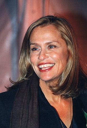 Lauren Hutton - Hutton in 1997
