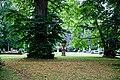 Lawn at Easton Lodge Gardens, Little Easton, Essex, England 05.jpg