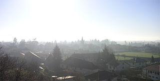 Le Grand-Lemps Commune in Auvergne-Rhône-Alpes, France