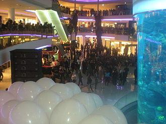 Morocco Mall - Image: Le Morocco Mall ouvre ses portes à Casablanca (6555301965)