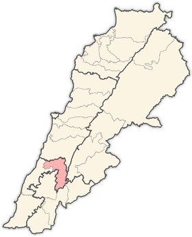 District de Jezzine