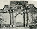 Lecce arco di trionfo dedicato a Carlo V xilografia.jpg