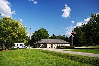 Leighton, Alabama - Leighton City Hall