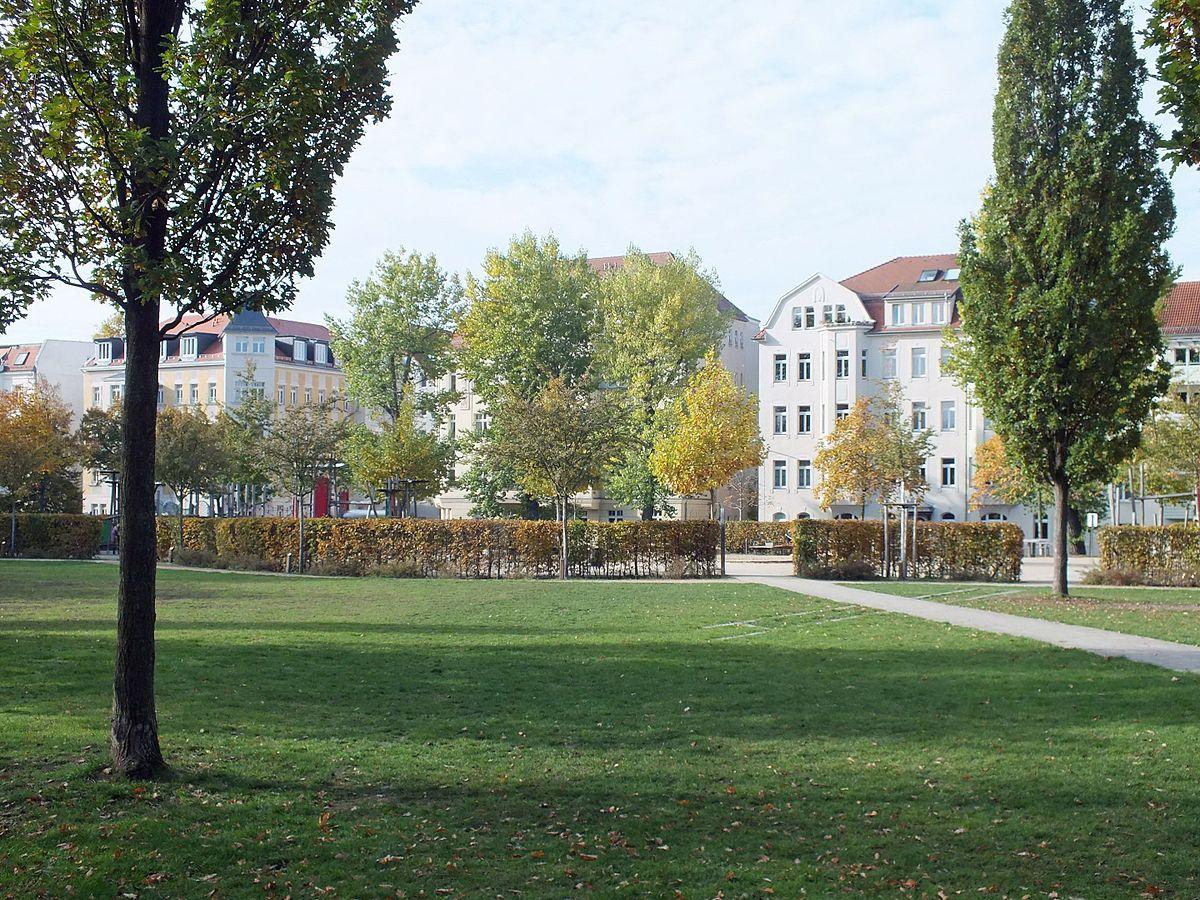 Enkelt leilighet Leipzig Suedvorstadt